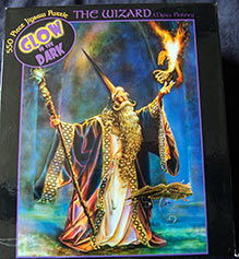 The Wizard puzzle